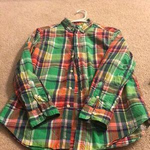 Boys size large 14-16 polo shirt